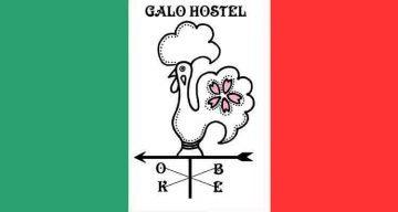ガロホステル神戸ロゴ